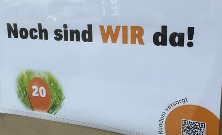 Oster-Aktion des Gewerbeverein Oppau-Edigheim e.V.